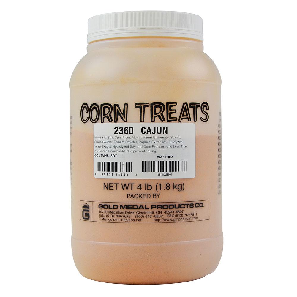 Gold Medal 2360 4-lb Jar Savory Flavor Mix, Cajun
