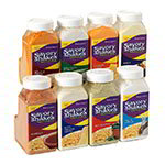 Gold Medal 2383S Shake-On White Cheddar Cheese Flavor w/ (4) 18-oz Jars