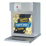 Gold Medal 2496 Counter Model BIB Butter Dispenser w/ 35-lb Bag In A Box Capacity
