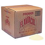 Gold Medal 2501 50-lb Flavacol Seasoning Mix - Butter Flavor