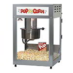 Gold Medal 2552 Pop Maxx Popcorn Popper - 14-oz EZ Kleen Kettle & Stainless Dome, 120v