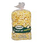 Gold Medal 2555 8-oz Disposable Take Home Value Size Popcorn Bags, 500/Case