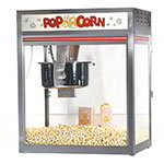 Gold Medal 2556 120208 32-oz Discovery Popcorn Popper w/ Non-Reversible Dome, Front Counter, 120/208V