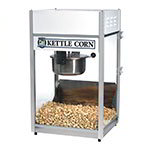 Gold Medal 2656KC 120240 Kettle Corn Ultra 60 Special w/ 6-oz Kettle & Temp. Controls, 120/240V