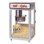 Gold Medal 2661 120208 Ultimate-60 Special Popcorn Machine w/ 6-oz Popper & Stainless Dome, 120/208V