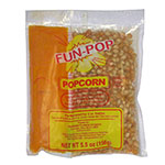 Gold Medal 2834 FunPop MegaPop Kit, 4-oz, Includes Corn, Oil (coconut only), Salt