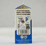 Gold Medal 3201 .5-gal Boo-Blue Flossugar, Raspberry, 6/Case