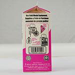 Gold Medal 3202 Silly Nilly Vanilla Flossugar, (6) 1/2 Cartons Per Case