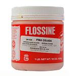 Gold Medal 3461CN Pina Colada Flossine, 1-lb Plastic Container