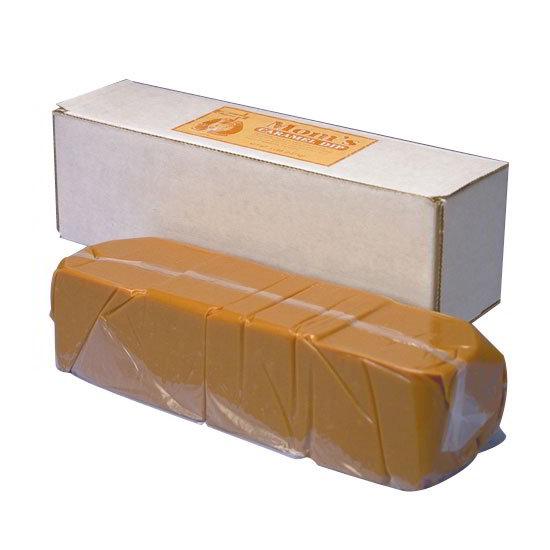 Gold Medal 4120 5-lb Homestyle Caramel Apple Dip Block, 4/Case