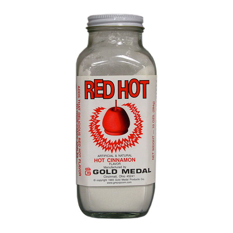 Gold Medal 4135 Red Hot Apple Flavor