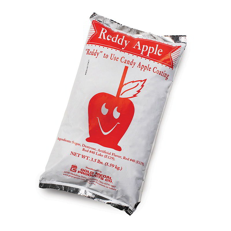 Gold Medal 4146 Reddy Apple Mix, 6-Bags/Case