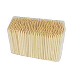 "Gold Medal 4155M 6"" Large Wood Candy Apple Sticks, 1,000/Case"