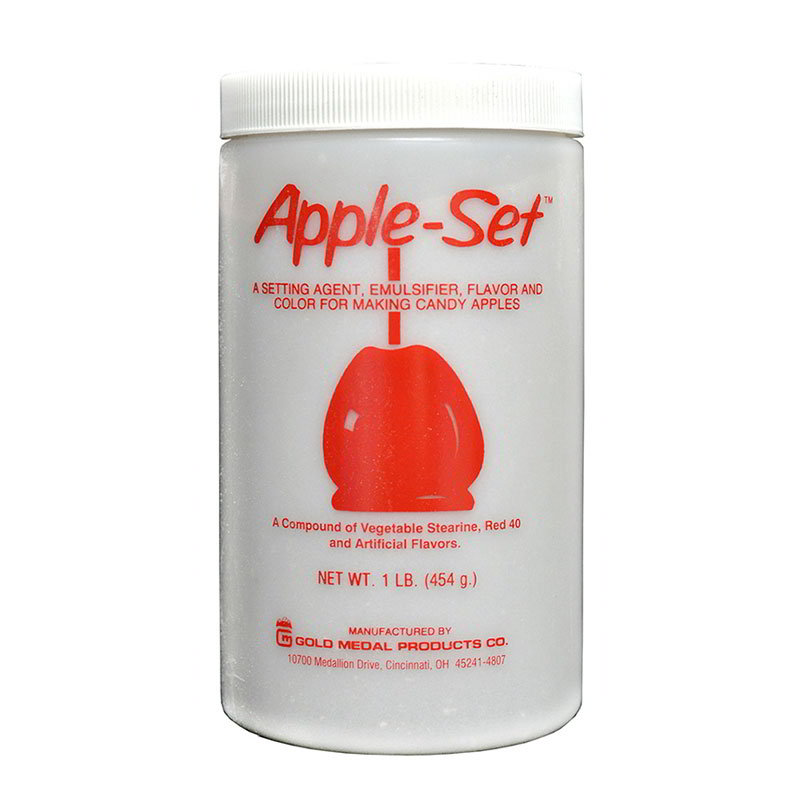 Gold Medal 4175 1-lb Can Apple-Set