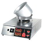 Gold Medal 4416 Countertop Hot Shot Candy Apple Stove w/ 6-Positions & On/Off Switch