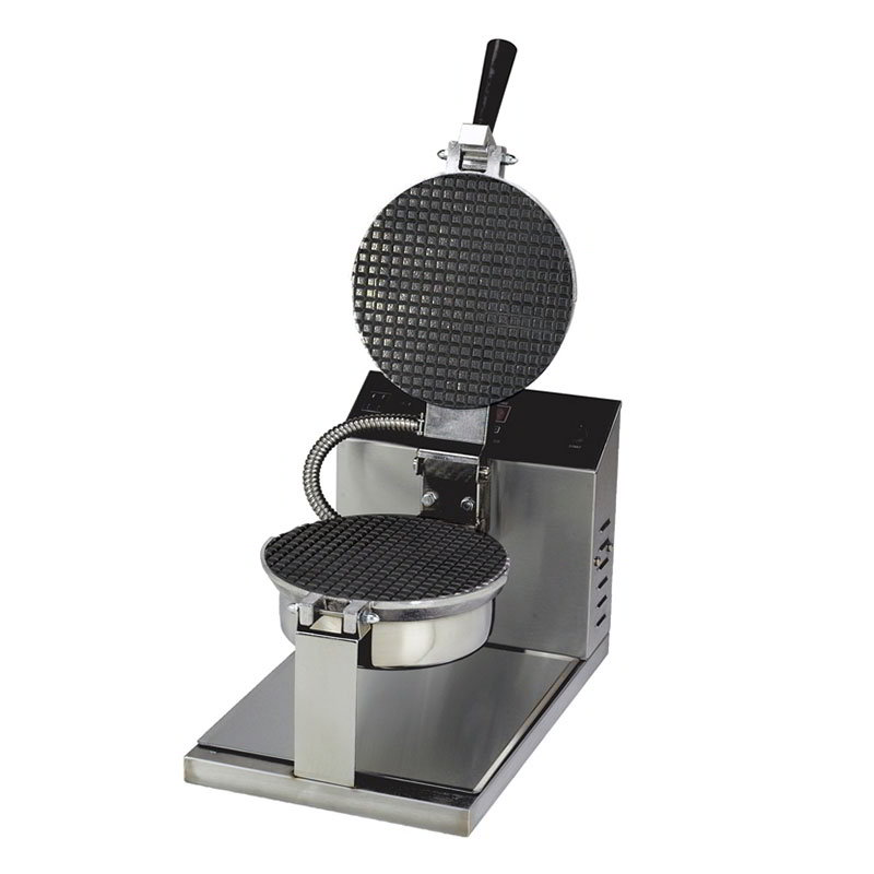 Gold Medal 5020 Giant Waffle Cone Baker w/ 8-in Danish Grid & Push Button Controls