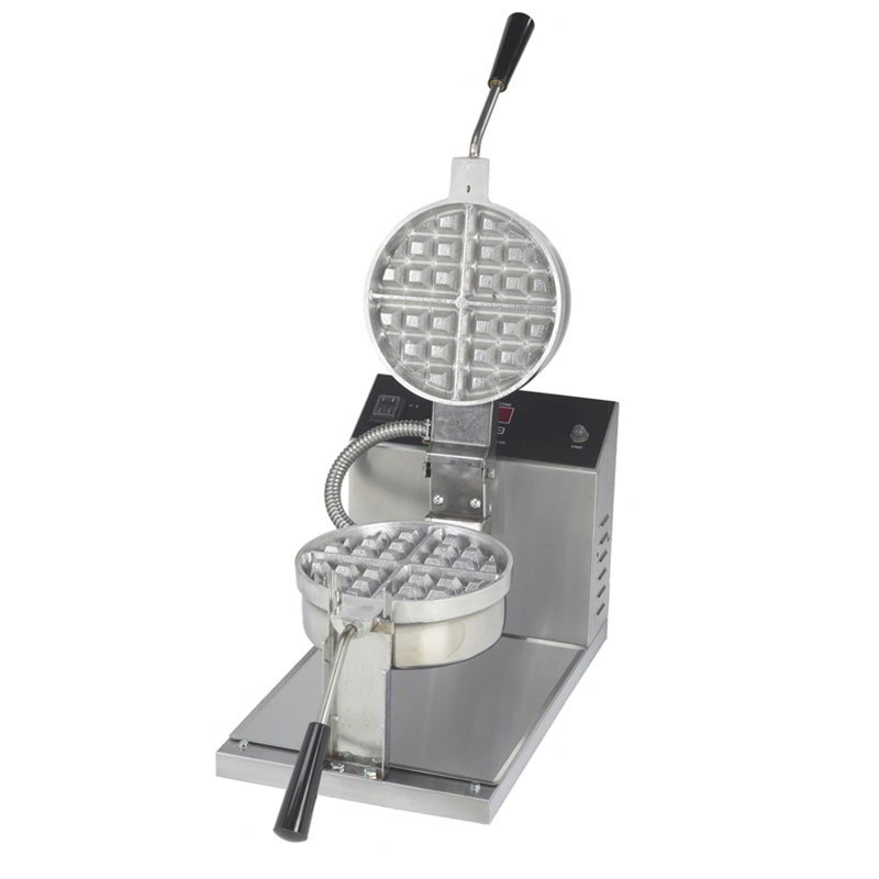 Gold Medal 5021E Belgian Waffle Baker w/ 7.25-in Fixed Grid & Electronic Controls