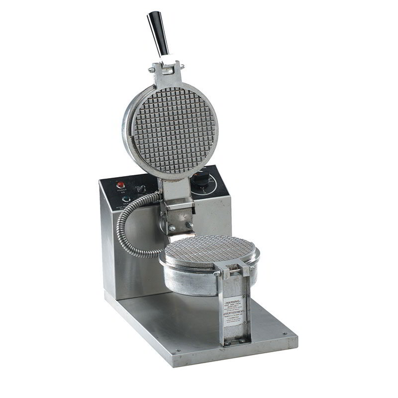 "Gold Medal 5023 Small Waffle Cone Baker w/ 6.5"" Grid"
