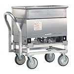 Gold Medal 5096 Heavy Duty Low-Boy Cart w/ 500-lb Capacity