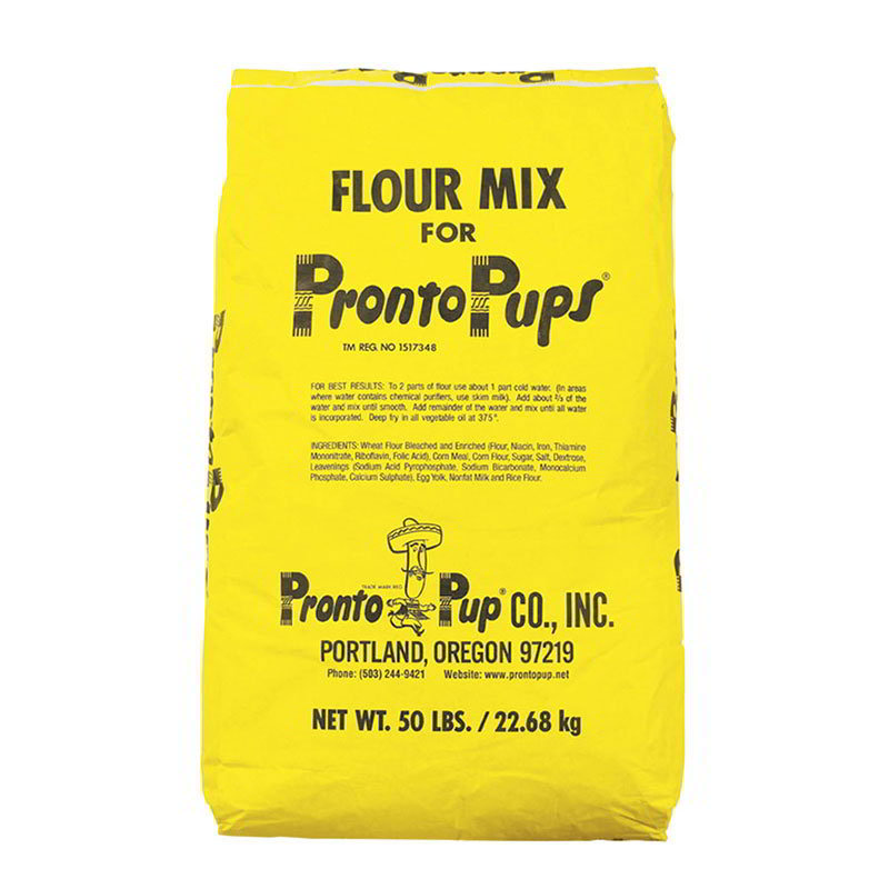 Gold Medal 5117 Pronto Pup Mix, 50-lb Bags