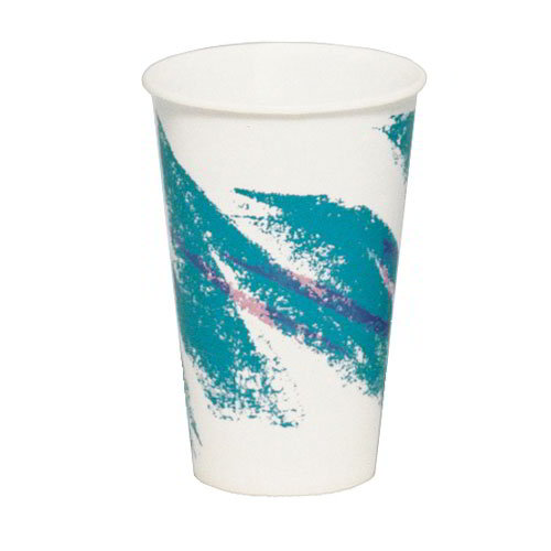 Gold Medal 5192 6-oz Plain Disposable Styrofoam Cups, 1,000/Case
