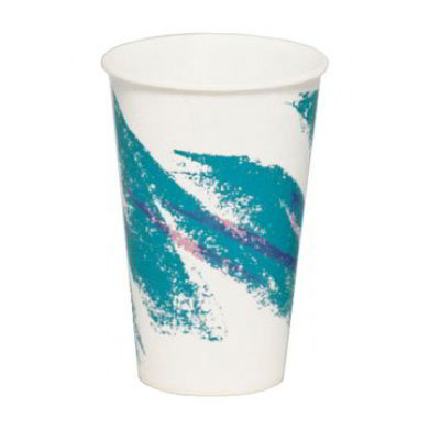 Gold Medal 5193 8-oz Plain Disposable Styrofoam Cups, 1,000/Case