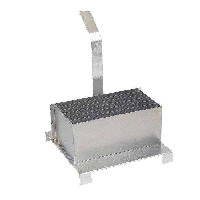 Gold Medal 5220PE Funnel Finger Mold For Gas & Tubular Fr...
