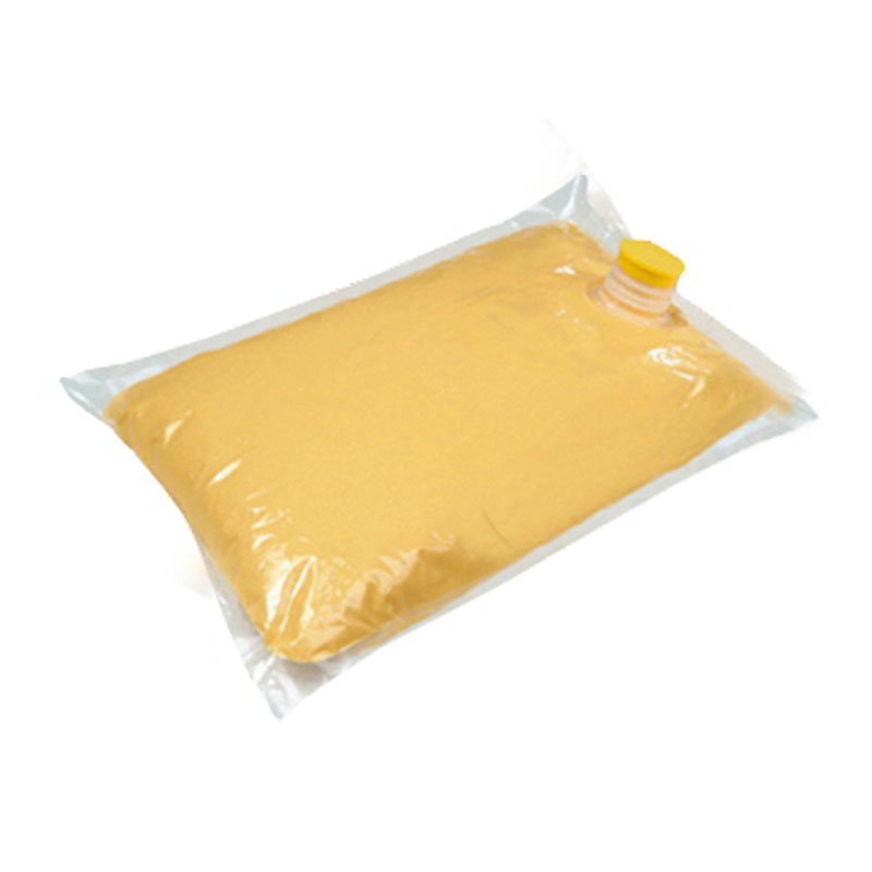 Gold Medal 5278 Nacho Cheese for Warmer/Dispensers w/ (4) 140-oz Bags/Case