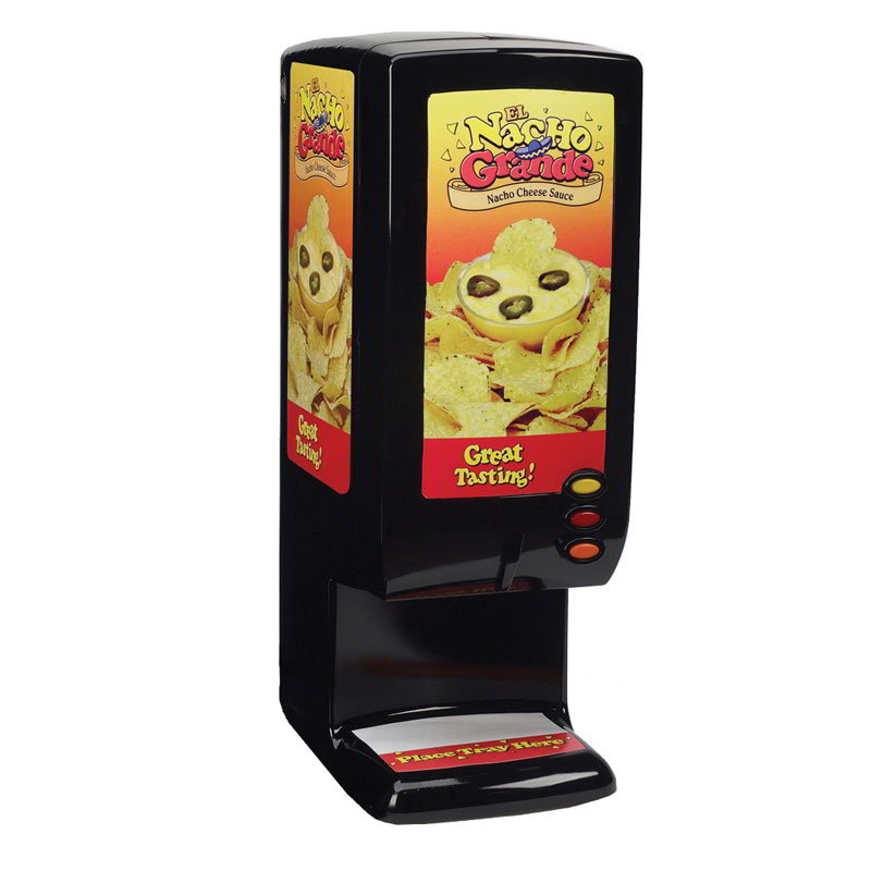 Gold Medal 5300 El Nacho Grande Bag Cheese Dispenser w/ 3-Button & Air-Tight Controls