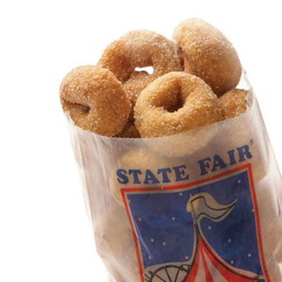 Gold Medal 5413 5-lb Cinnamon Sugar for Mini Donuts, 4-Bags/Case