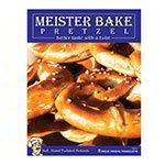 Gold Medal 5632 Meister Bake Pretzel Poster, Laminated