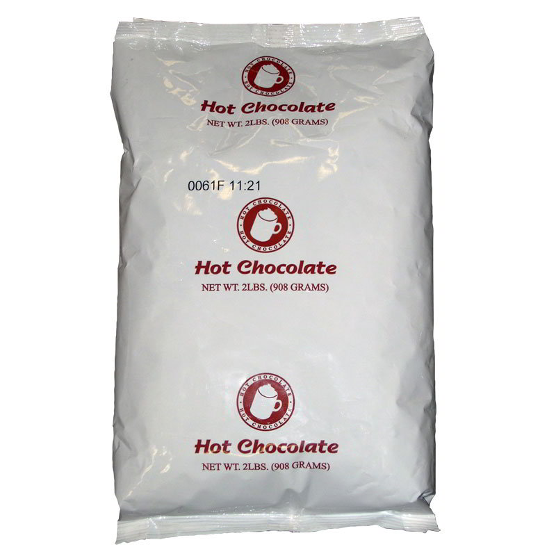Gold Medal 7037 2-lb Powdered Hot Chocolate Mix, 6-Bags/Case