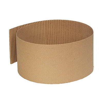 Gold Medal 7737 Bowl Liner, 100-Corrugated Liners Per Pack