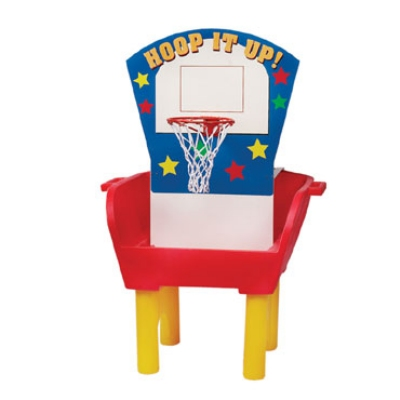 Gold Medal 7812 Whiz Bang Carnival Game Insert Hoop It Up Carnival Game Base Sold Separately Restaurant Supply