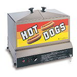 Gold Medal 8007 Steamin Demon Steamer w/ 90-Hot Dogs & 40-Bun Capacity, Stainless