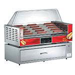 Gold Medal 8025SL 45 Hot Dog Roller Grill - Slanted Top, 120v