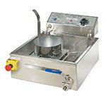 "Gold Medal 8049D 17.5"" Electric Funnel Cake Fryer w/ (3) Cake Capacity, 208v/1ph"