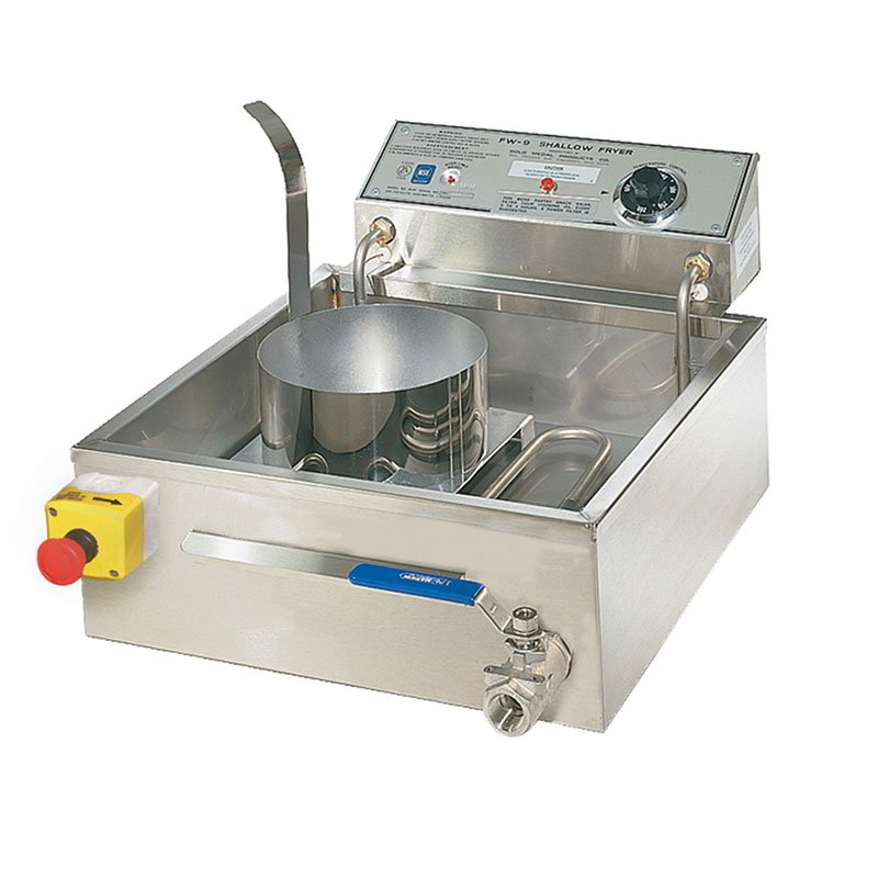 "Gold Medal 8051D 17"" Electric Funnel Cake Fryer, 120v"