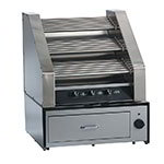 Gold Medal 8123 3-Tier Roller Style Grill w/ 45-Hot Dog Capacity