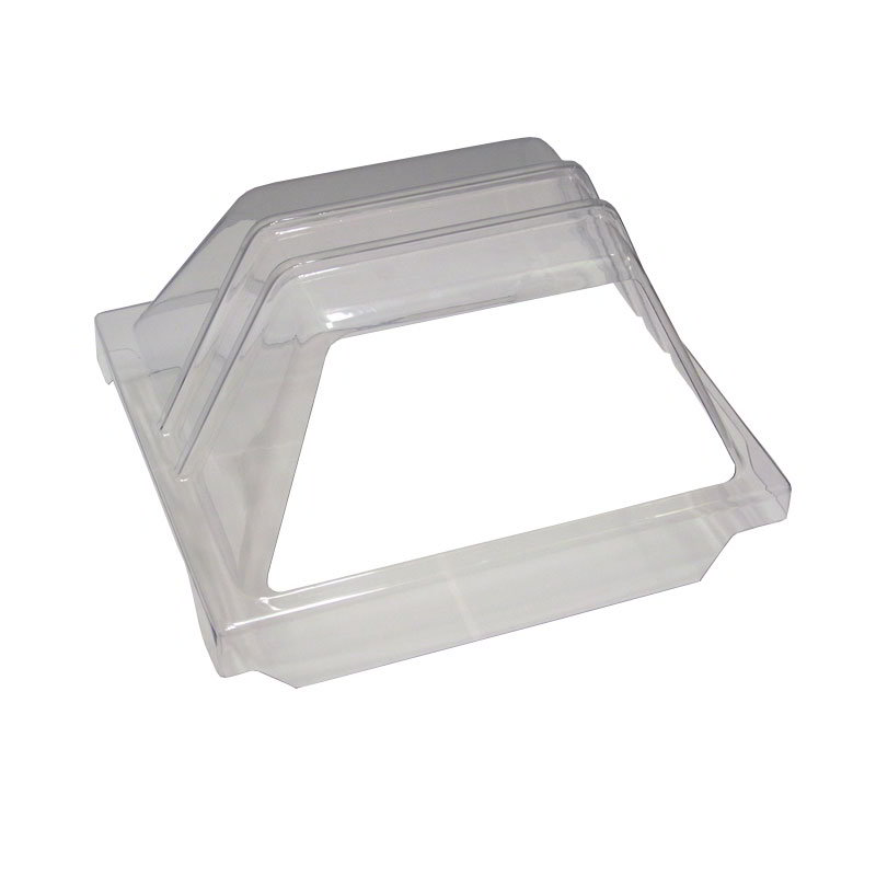 Gold Medal 8235 Enclosure Sneeze Guard for 8225