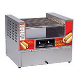 Gold Medal 8324 Lil Diggity Grill & Bun Cabinet Combo w/ 10-Rollers & 27-Hot Dog Capacity