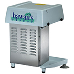 Gold Medal 1027HD Heavy Duty Hawaiis Finest Shave Ice Machine w/ 8-lb Hopper & Kill Switch