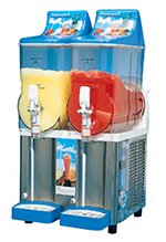 Gold Medal 1114 Frusheez Slush Machine w/ 3.7-gal Capacity & 2-Bowl, Stainless