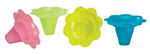 Gold Medal 1175 8-oz Disposable Sno-Kone Flower Shaped Cups