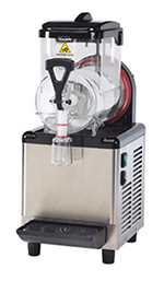 Gold Medal 1416 Compact Frusheez Machine w/ 1.5-gal Bowl & Spill Protector Spout