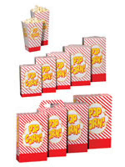 Gold Medal 2058 1.75-oz Large Scoop Disposable Popcorn B