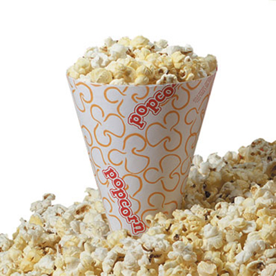Gold Medal 2067M Disposable Cone-O-Corn Cups, 1,000/Case