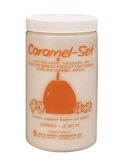 Gold Medal 2087 Caramel Set, 1-lb Can