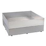 Gold Medal 2166KK Karamel Kool Counter Stand w/ Air Cooled Pan for 5-gal Mixer