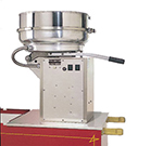 Gold Medal 2180ER Universal Pralinator for Glazed Almonds/Pecans, Right Hand Pump, 120 V